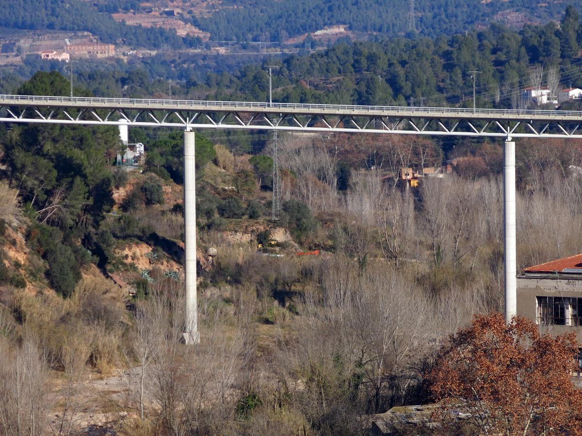 Zahnradbahnviadukt Monistrol