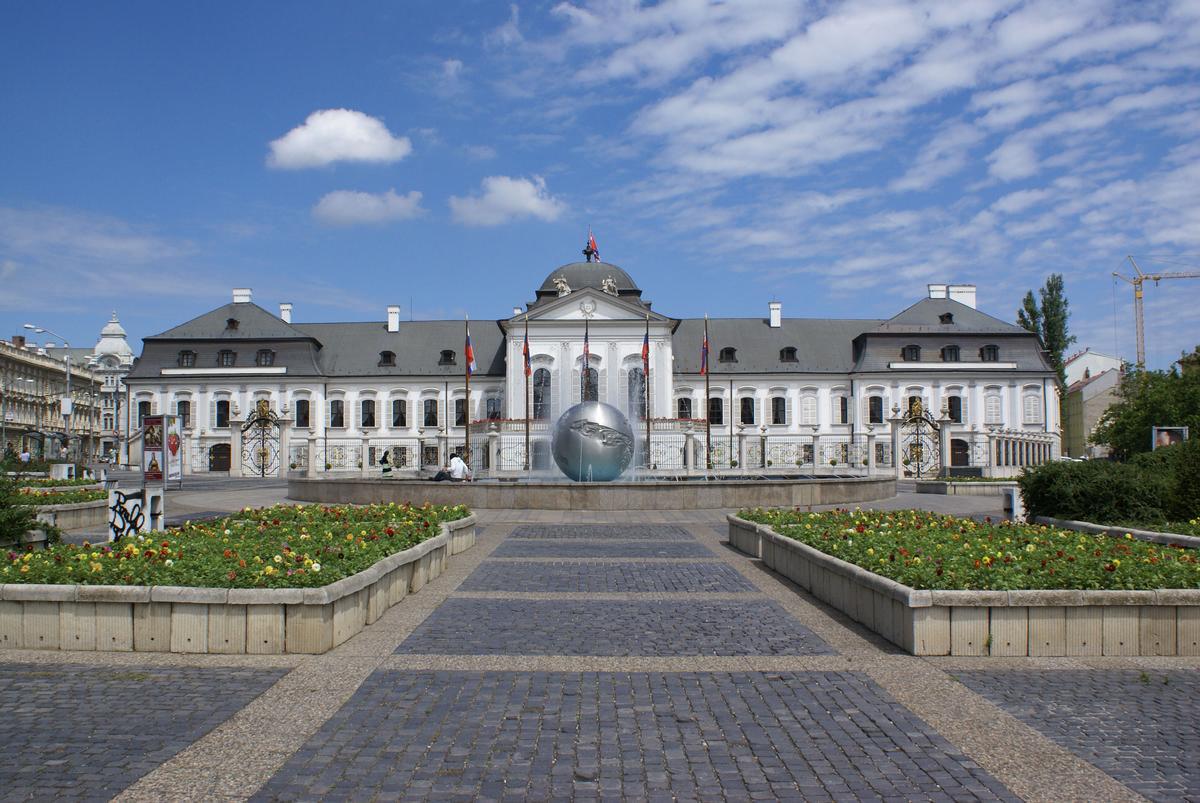 Palais présidentiel, Bratislava
