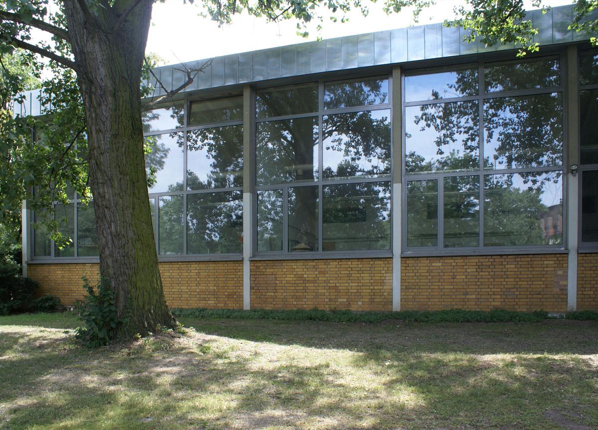 Kunstakademie, Düsseldorf - Ateliers
