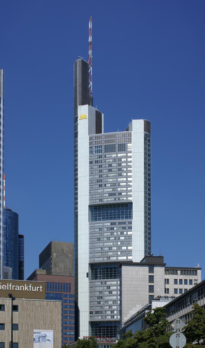 Commerzbank, Francfort