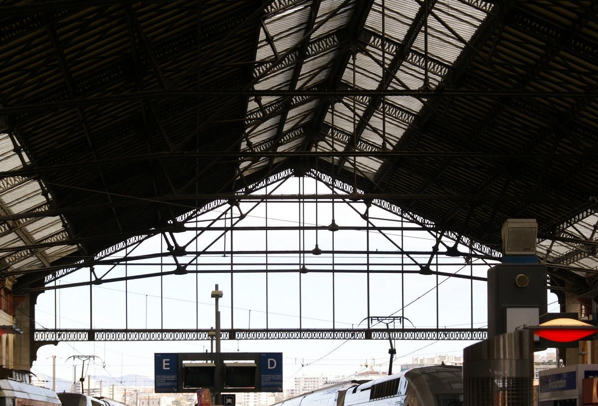 Bahnhof Saint-Charles