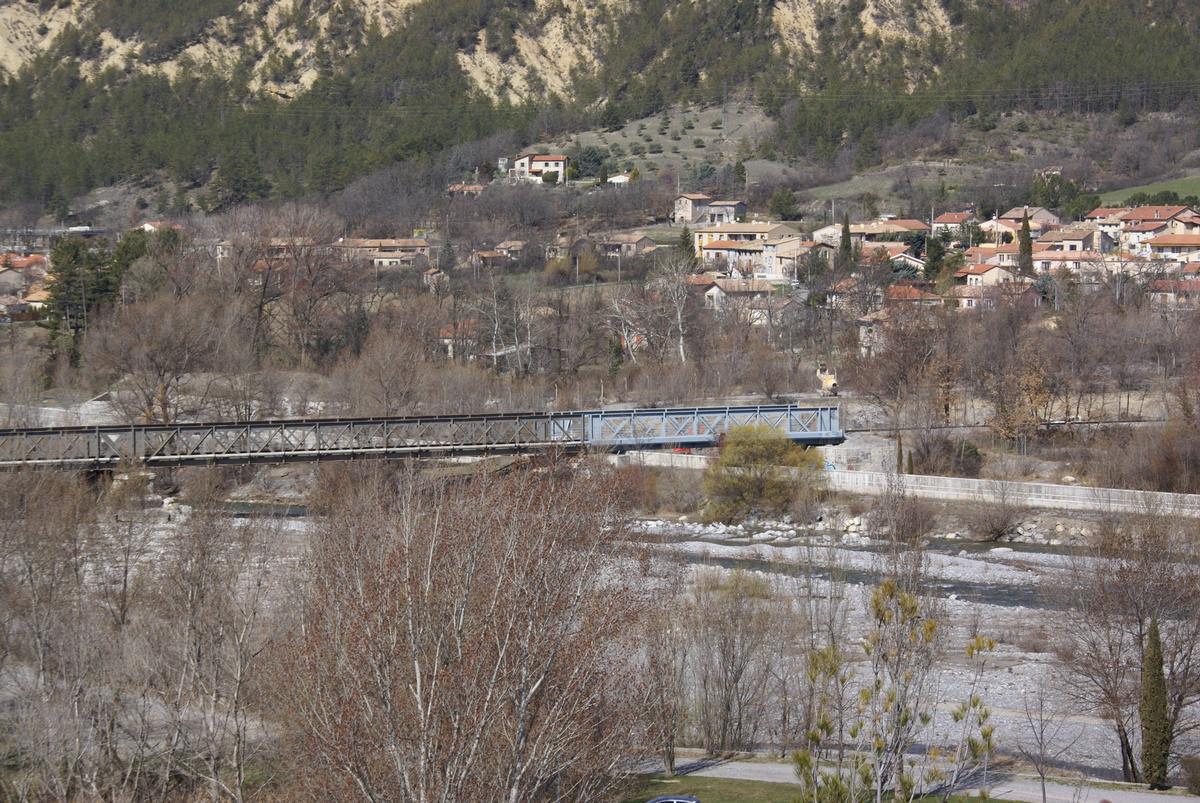 Digne Railroad Bridge