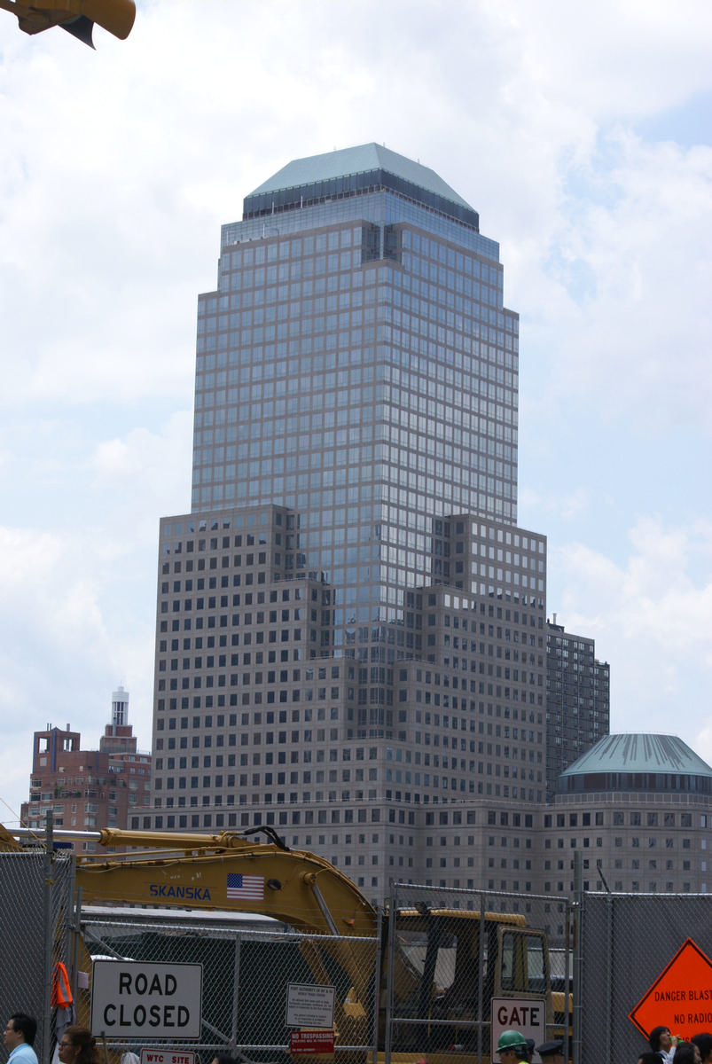 World Financial Center – One World Financial Center
