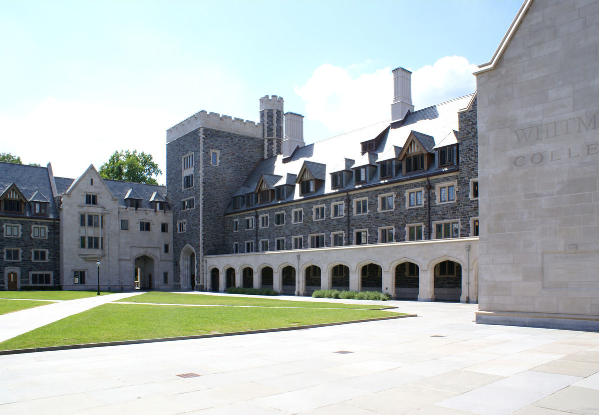 Princeton University – Whitman College