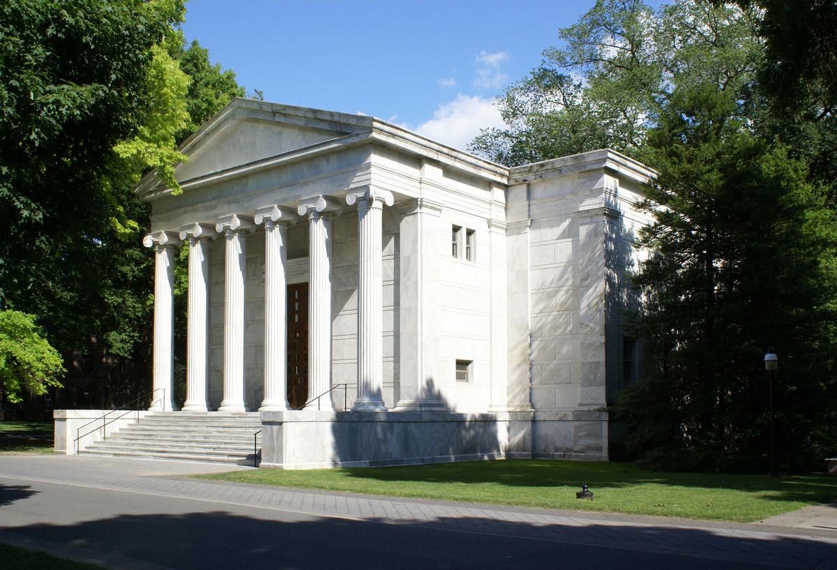Université de Princeton – Whig Hall