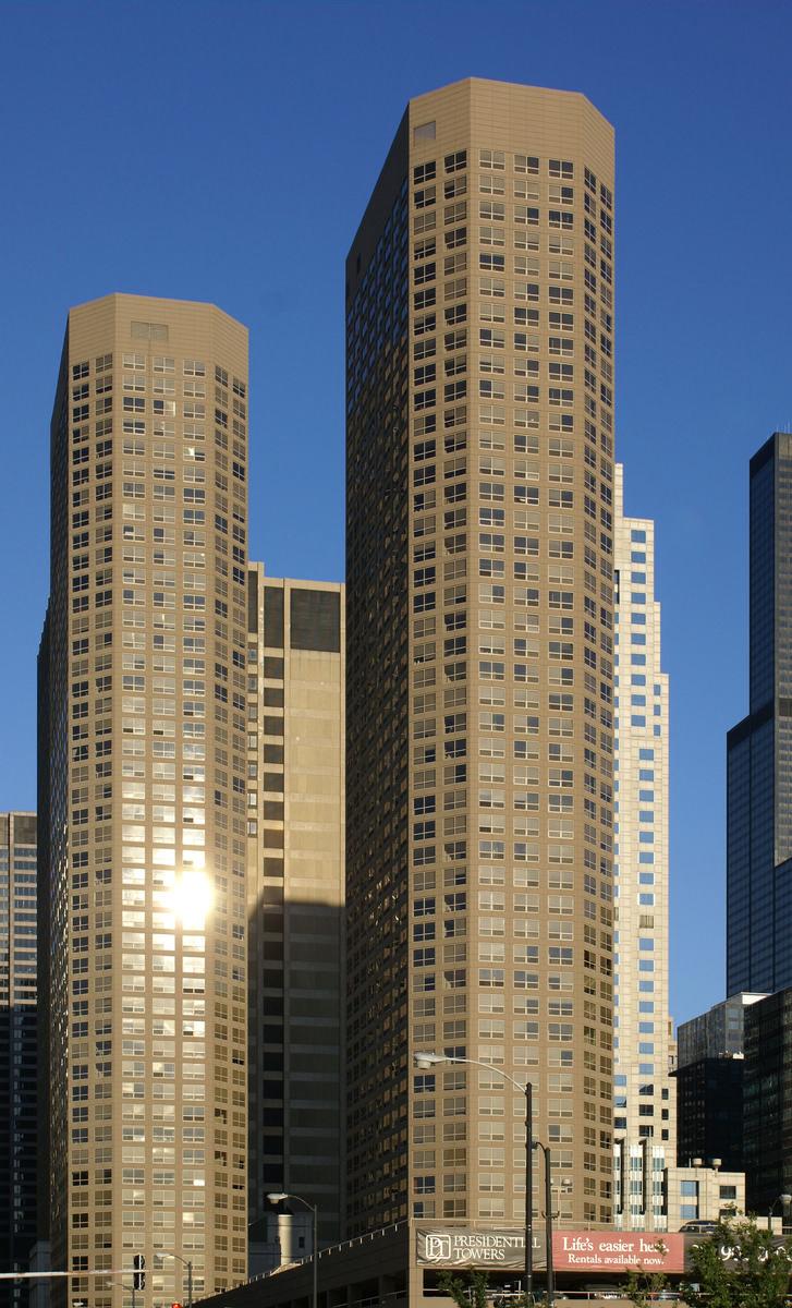 Presidential Towers I & Presidential Towers II
