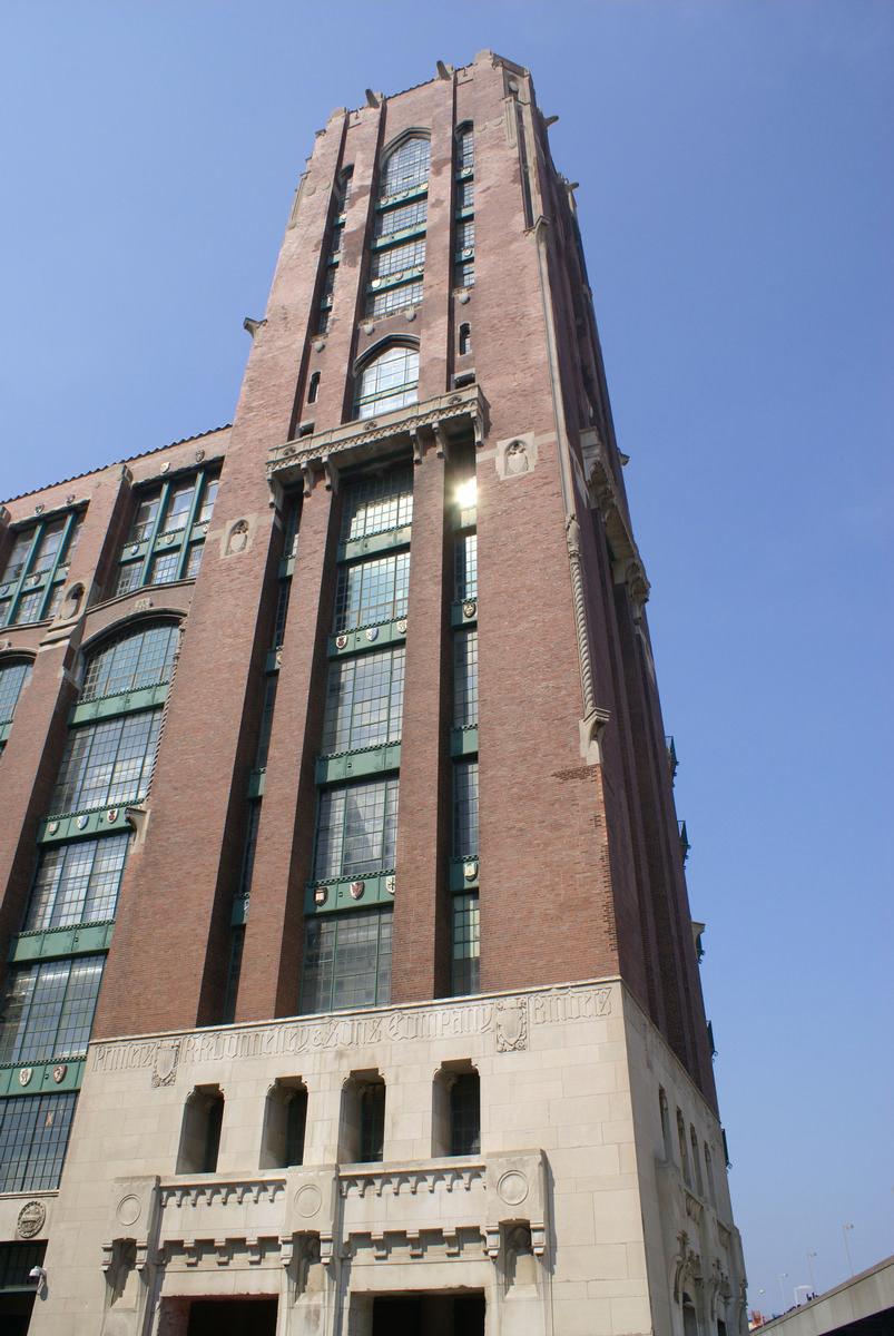 Lakeside Press Building
