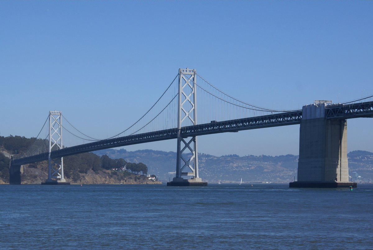 San Francisco Oakland Bay Bridge (West)