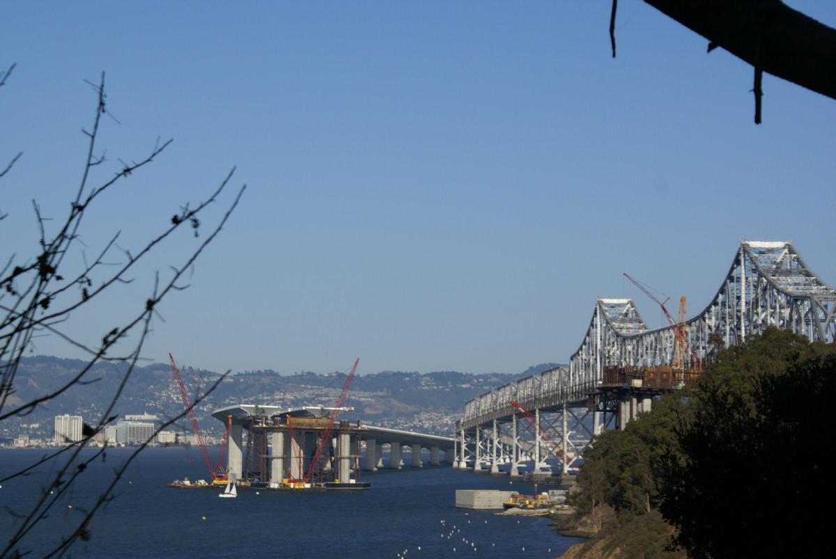 San Francisco-Oakland Bay Bridge (East)