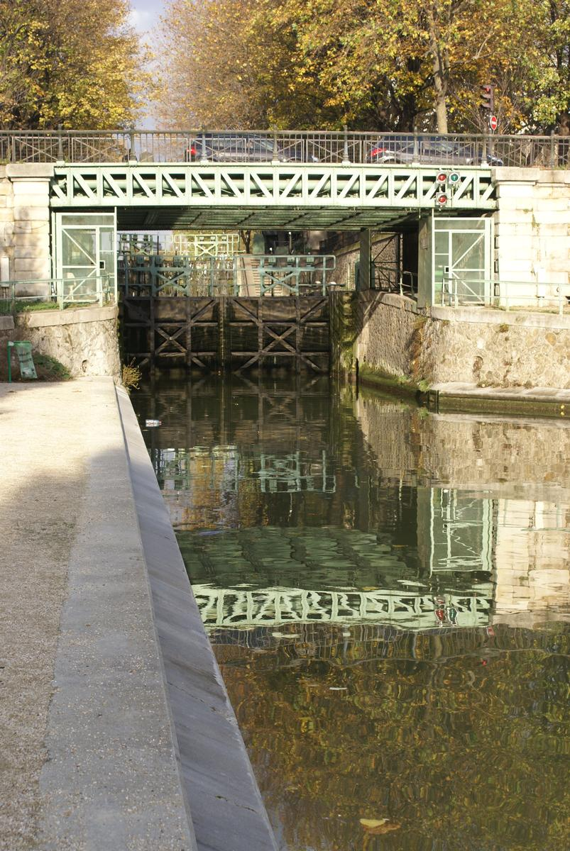 Saint-Martin Canal – Pont Eugène-Varlin