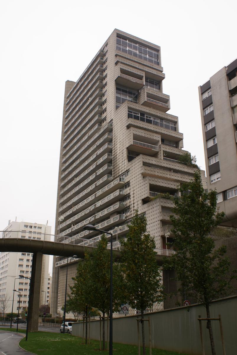 Paris-La Défense – Damiers de Dauphiné