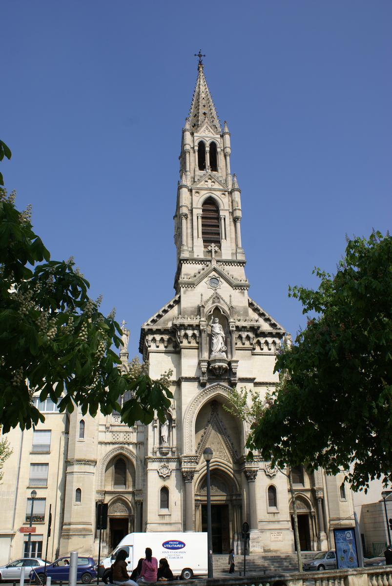 Kirche Saintes-Perpétue-et-Félicité