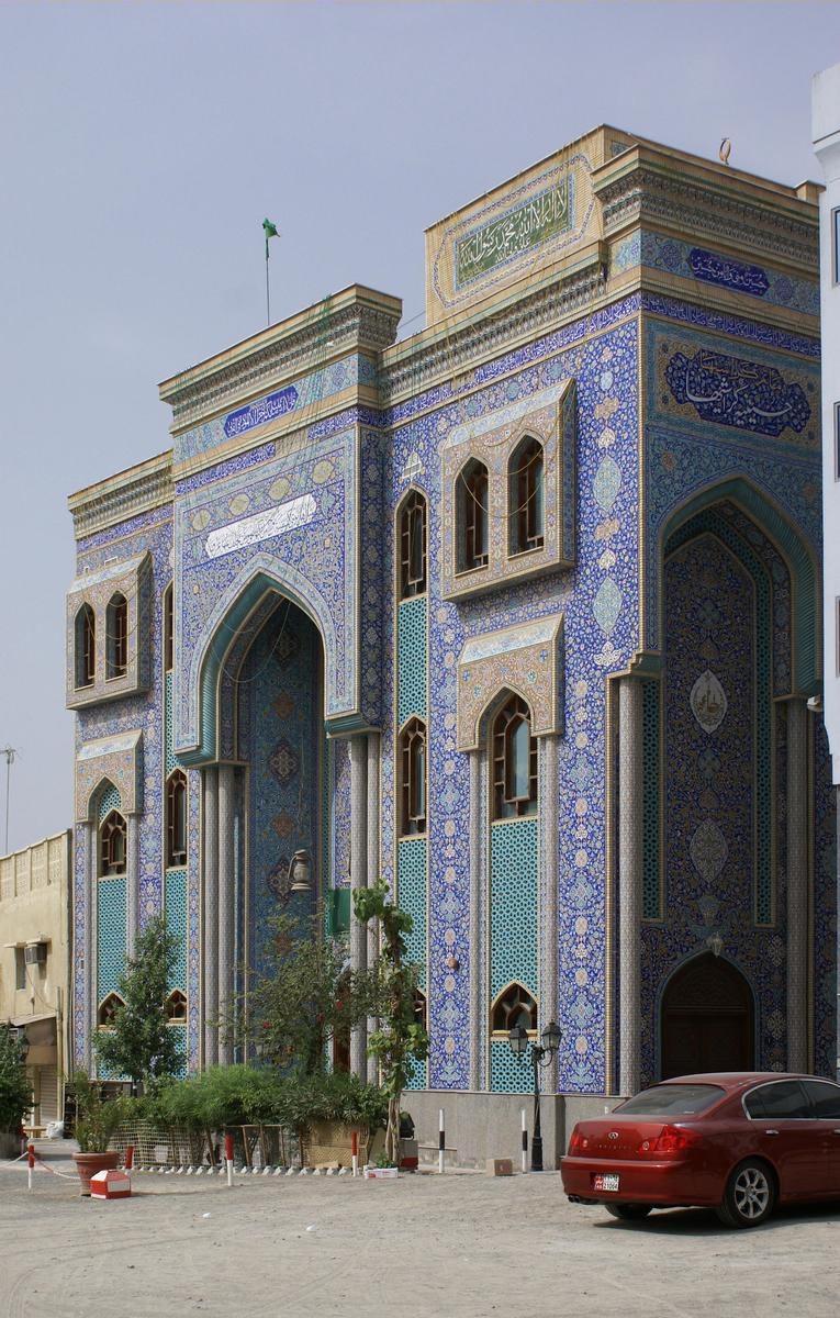Iranische Moschee