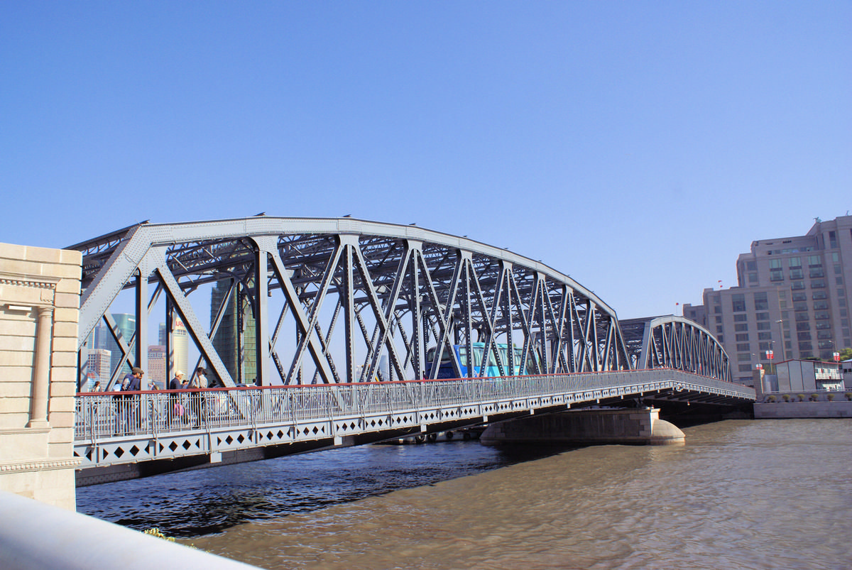 Waibaidu Bridge