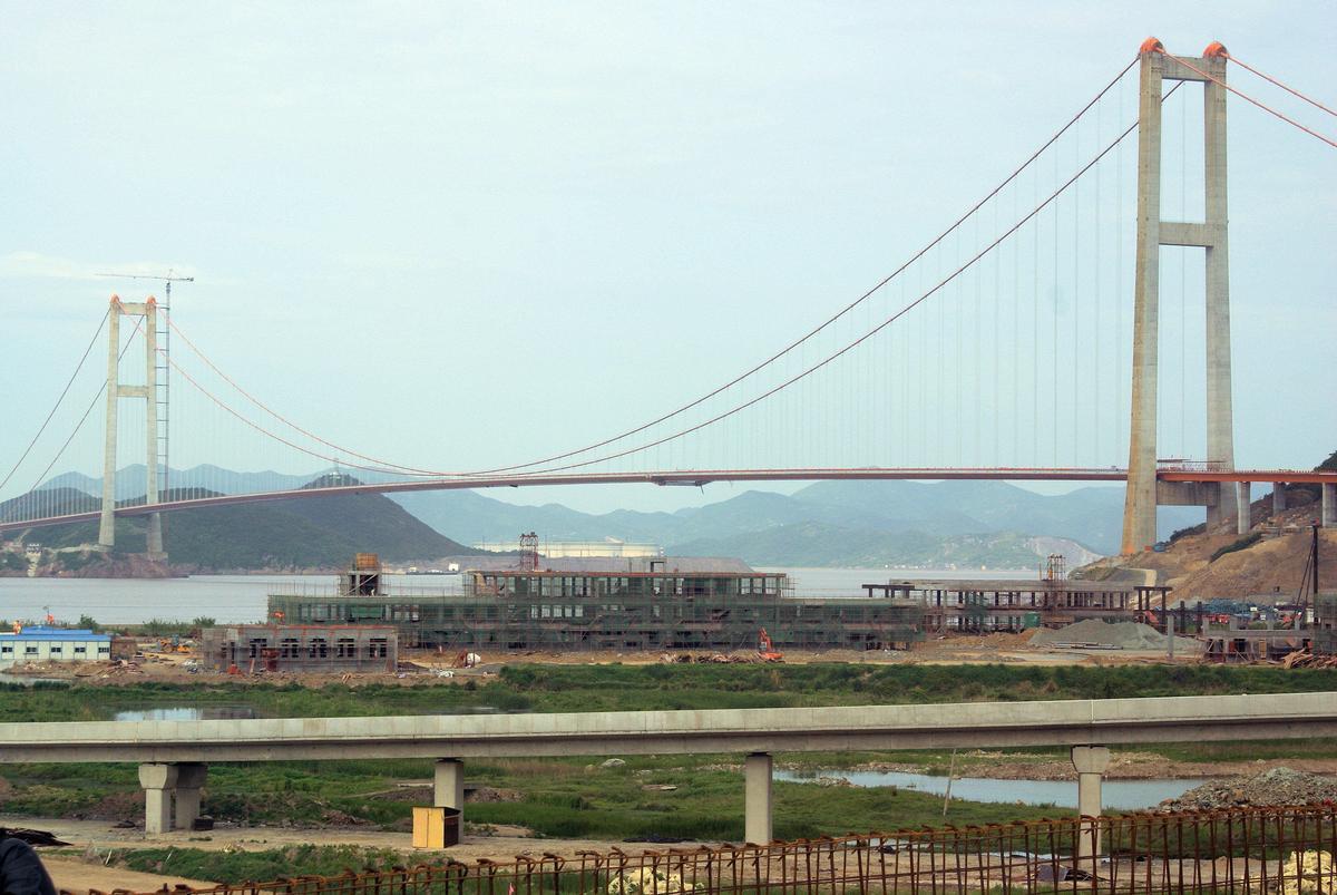 Pont de Xihoumen