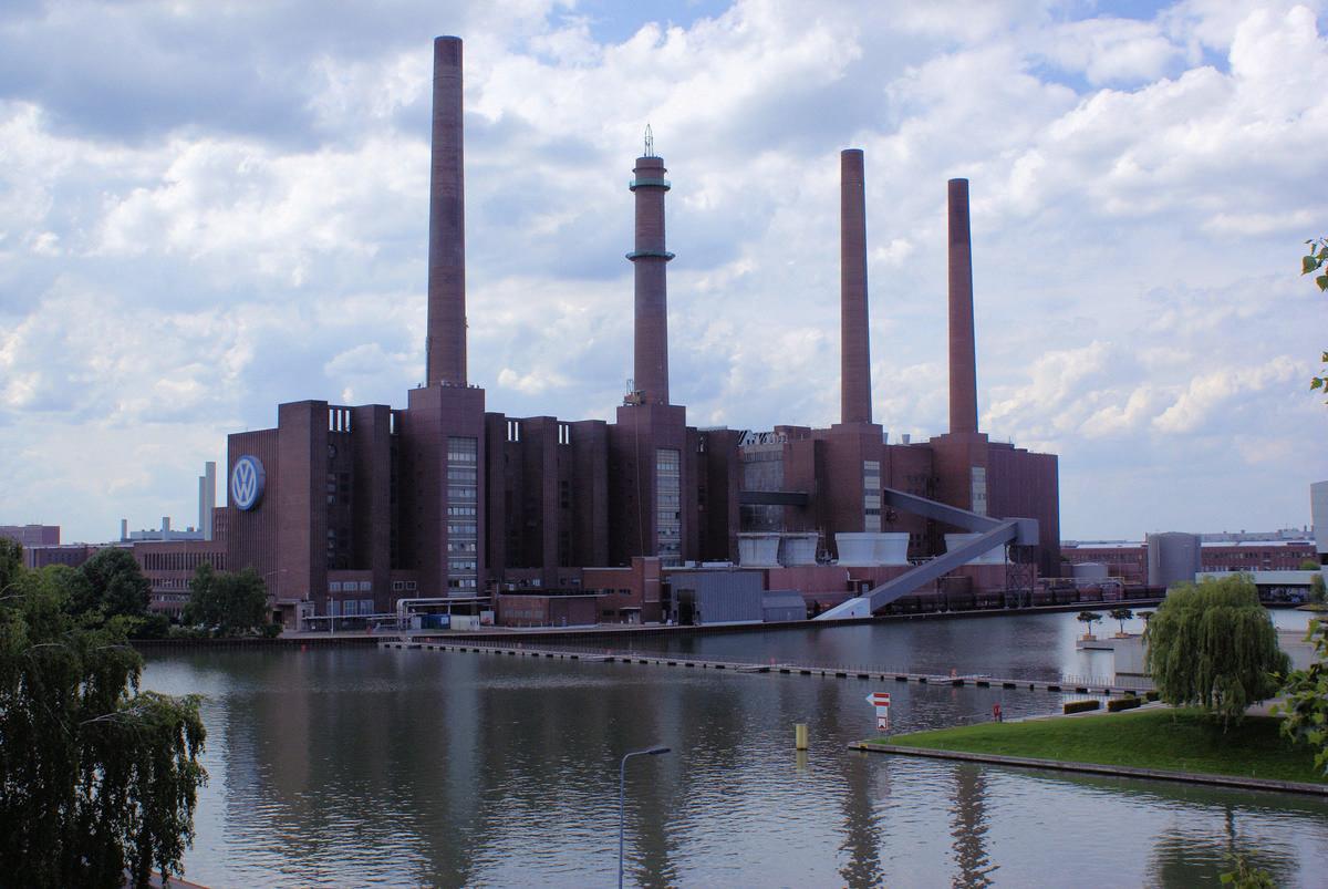 VW-Kraftwerk