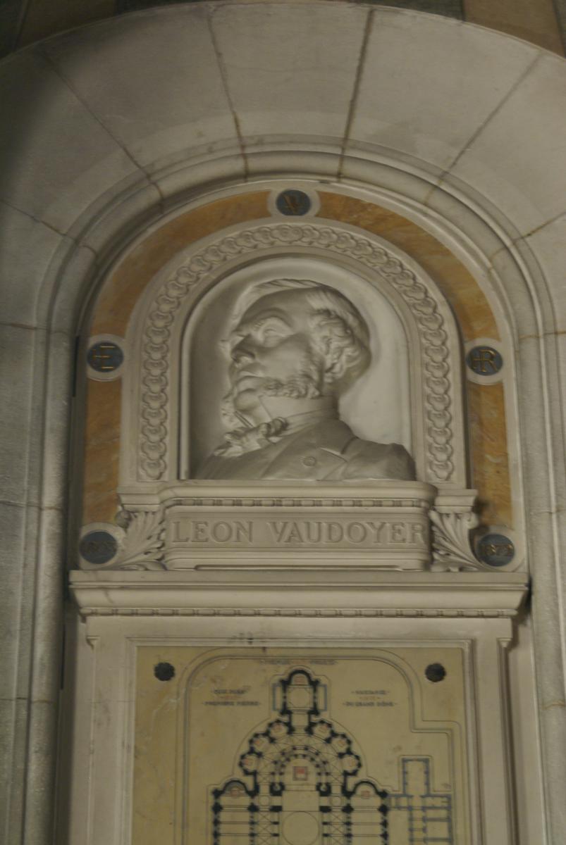 Léon Vaudoyer Cathédrale Sainte-Marie-Majeure