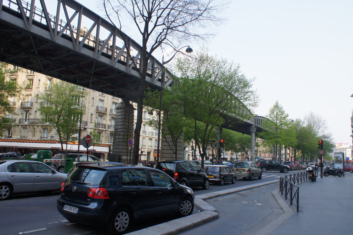 Paris Métro Line 6