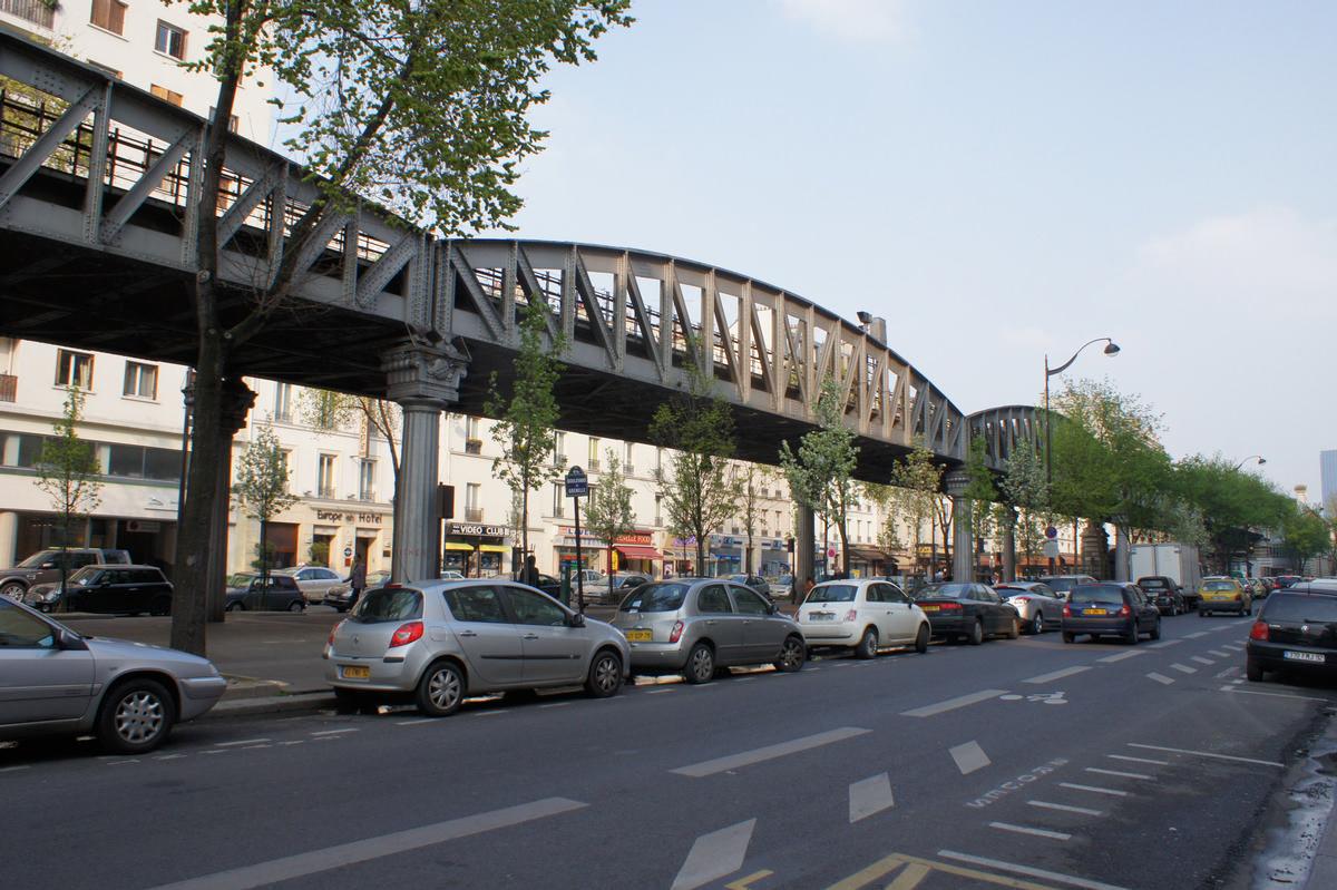 Paris Métro Line 6