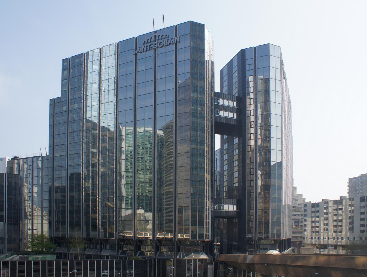 Paris-La Défense – Immeuble Les Miroirs