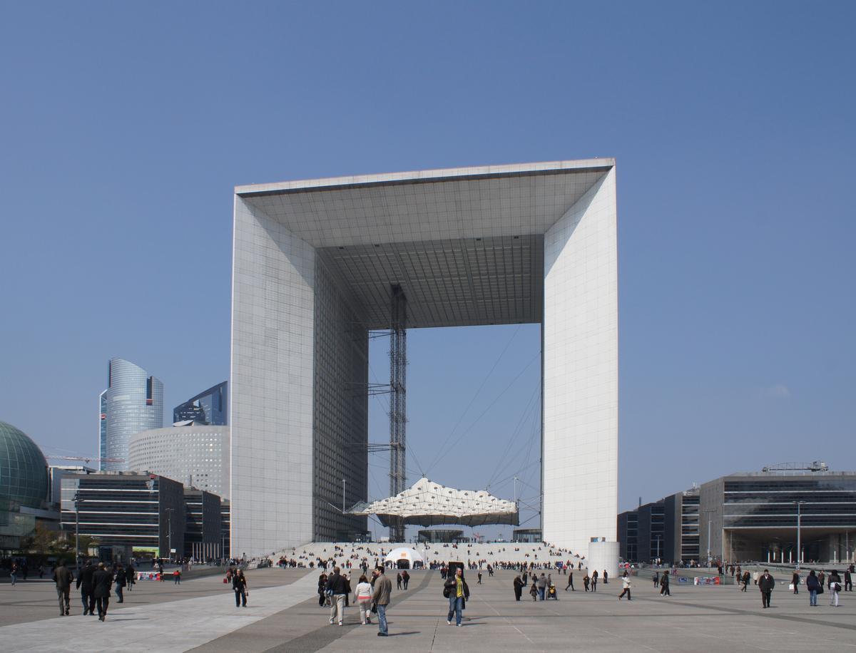 Paris-La Défense – Grande arche de la Défense