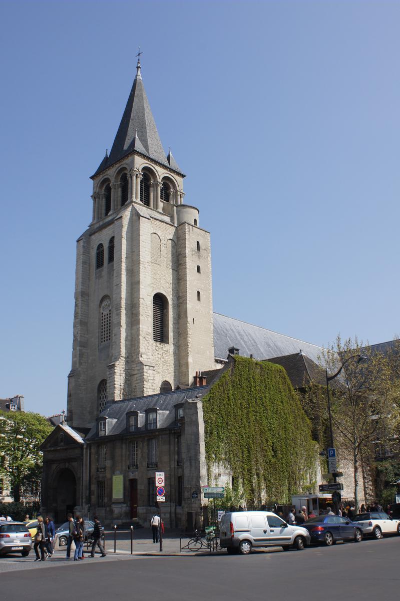 Eglise Saint-Germain-des-Prés