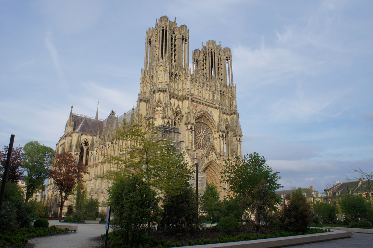 Reims Cathedral Reims Cathedral