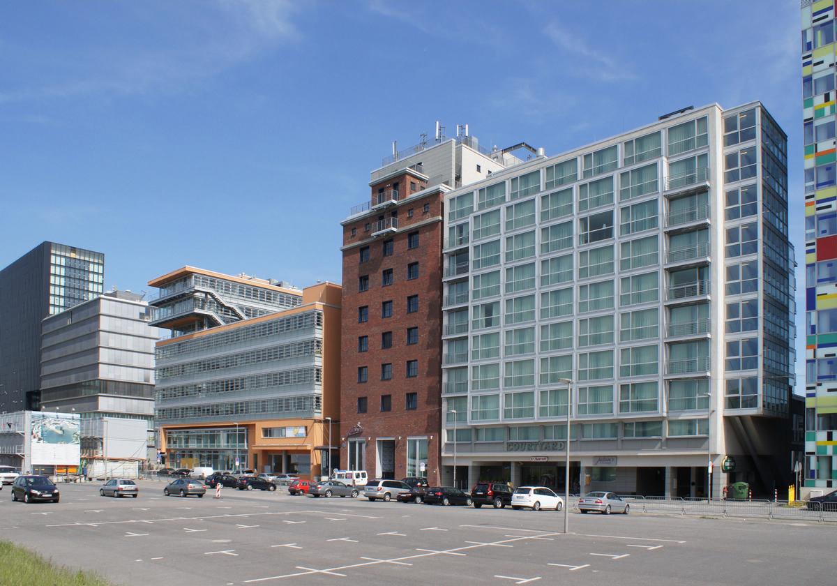 Medienhafen Düsseldorf – Dock 13