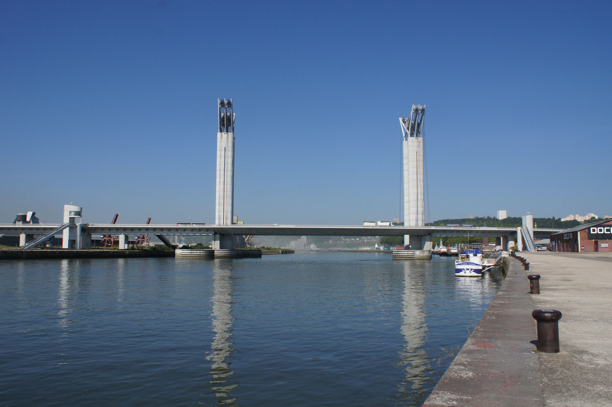 Gustave Flaubert Bridge