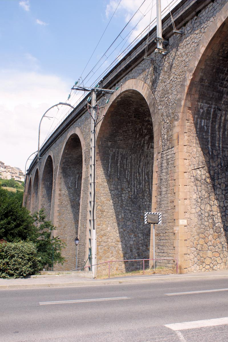 Causses Line – Aguessac Viaduct
