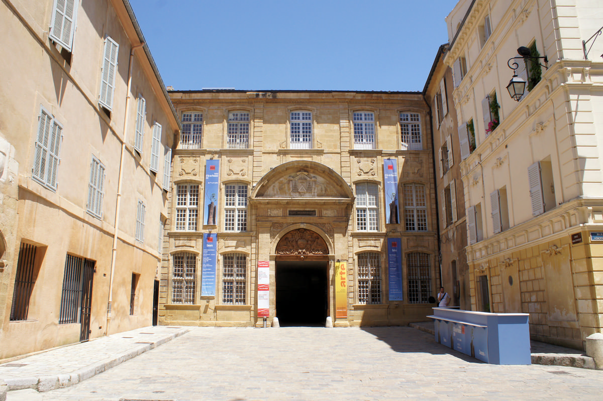 Palast des Erzbistums