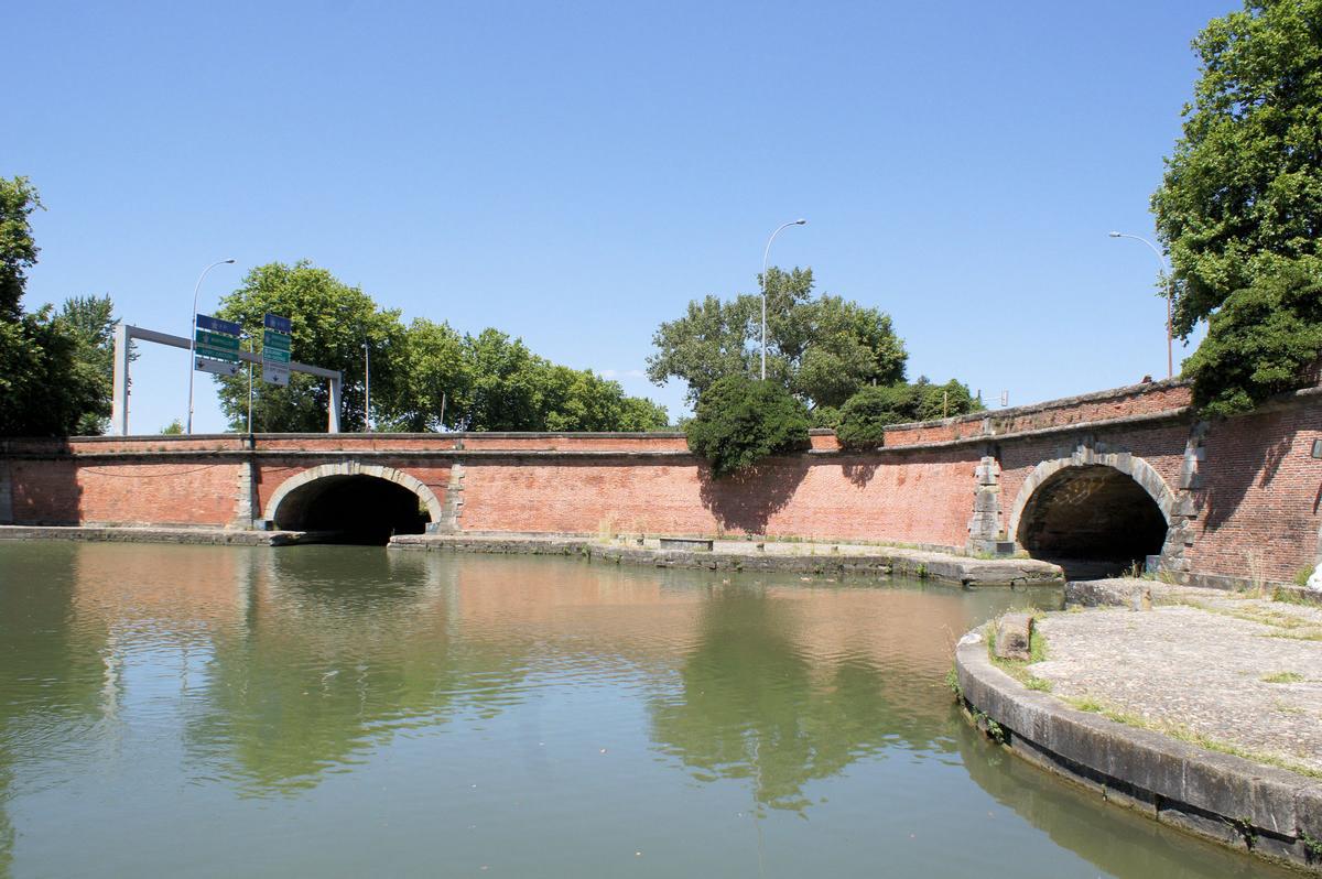 Ponts jumeaux (Toulouse, 1775) Structurae