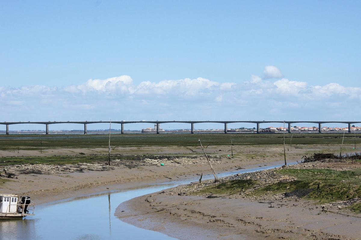 Oleron Viaduct