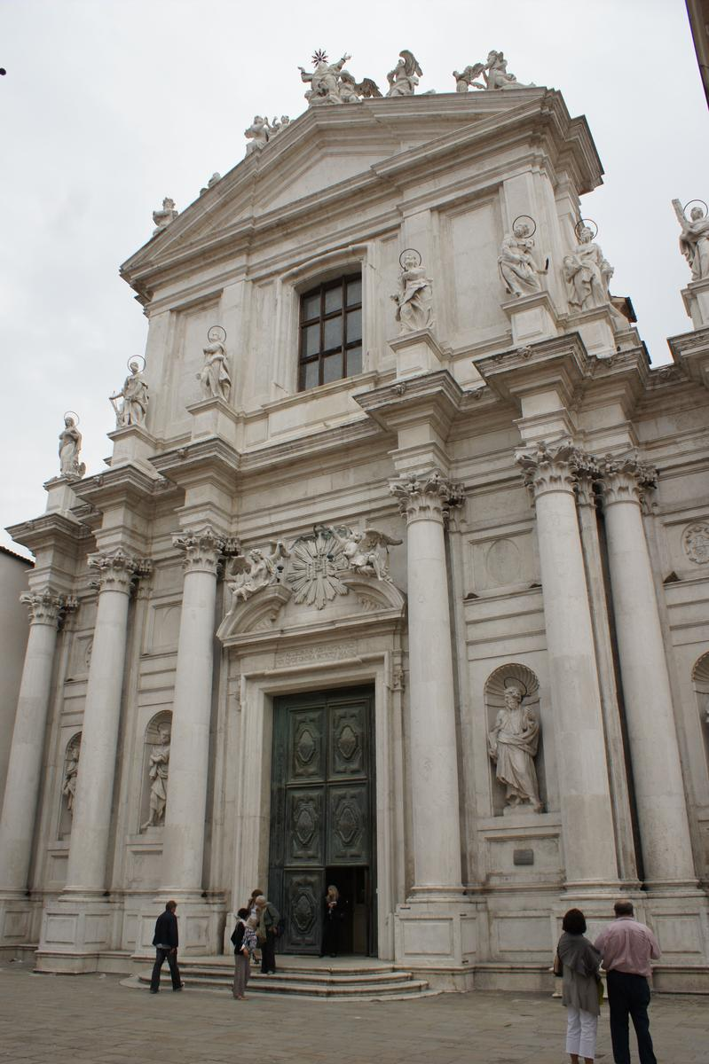 Chiesa di Santa Maria Assunta detta I Gesuiti