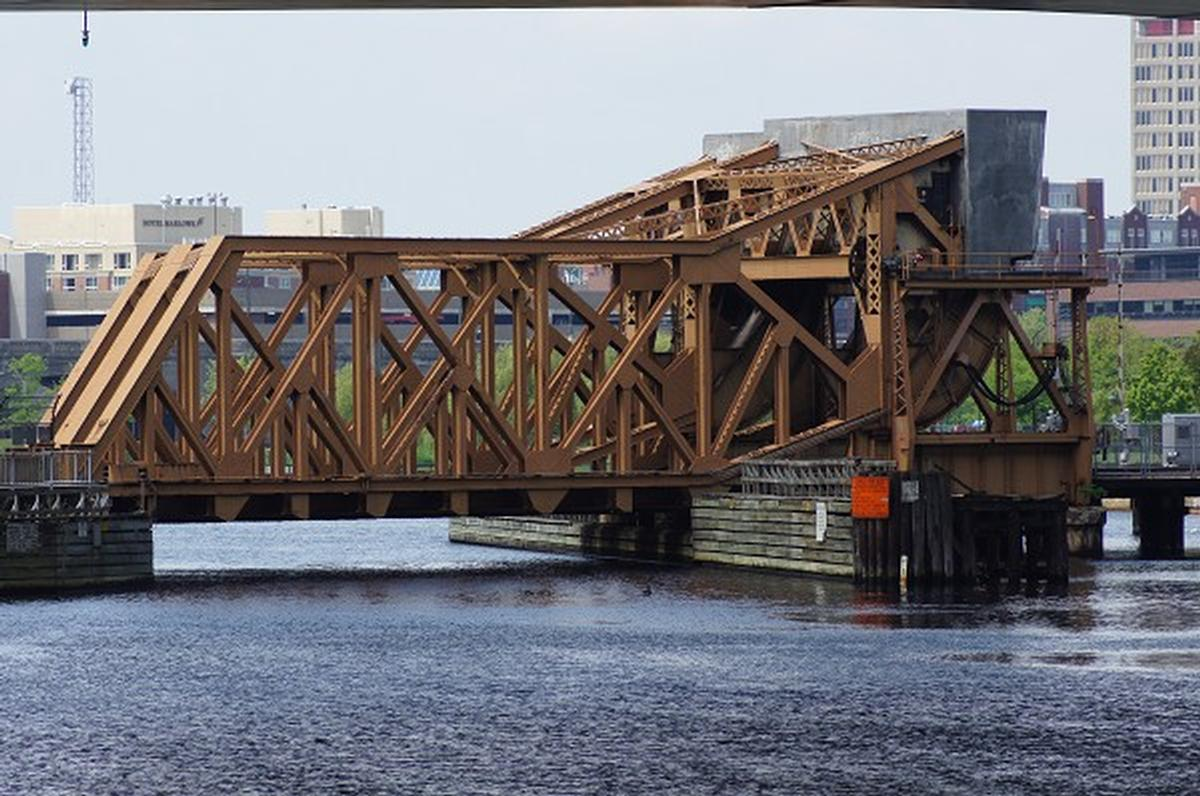 Boston & Maine Charles River Railroad Bridges