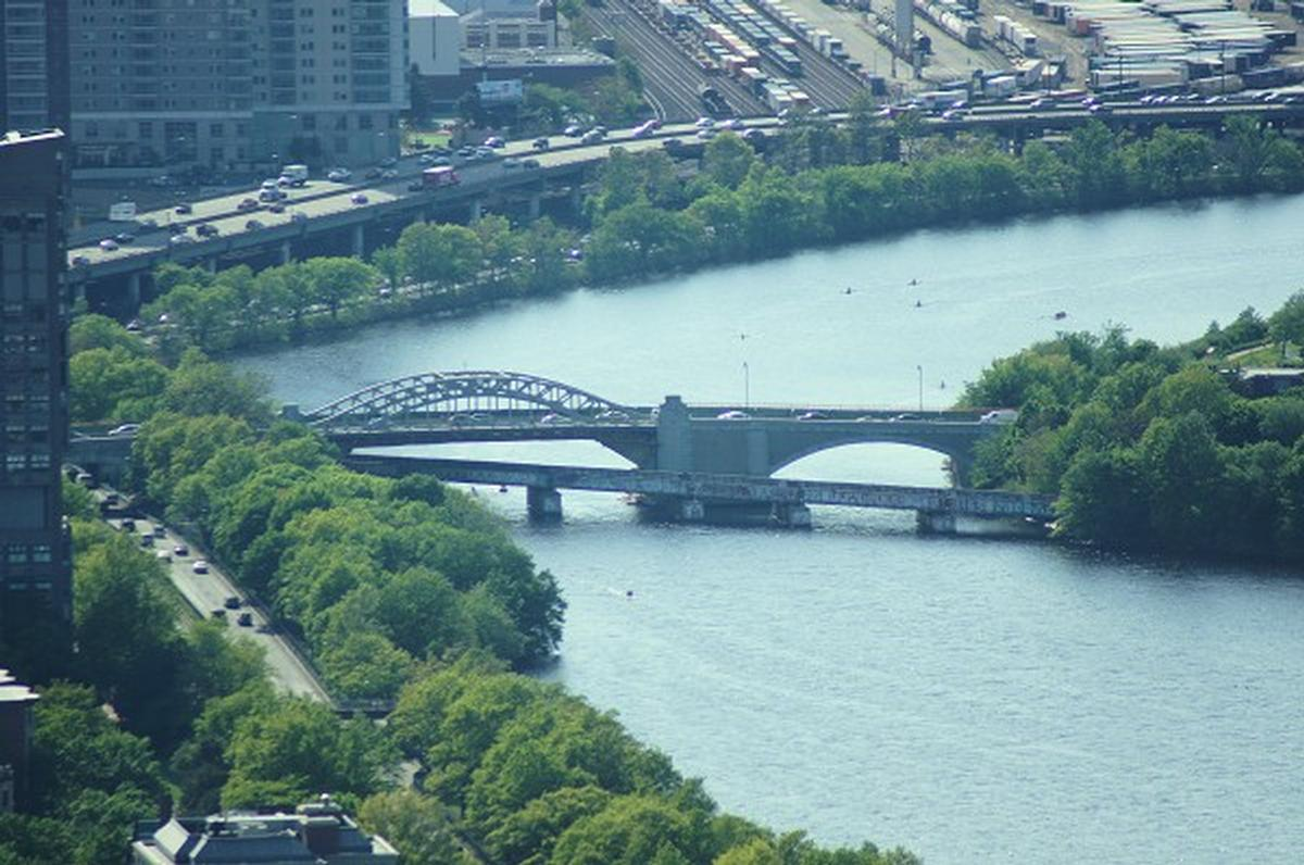 Boston University Bridge – Charles River Railroad Bridge