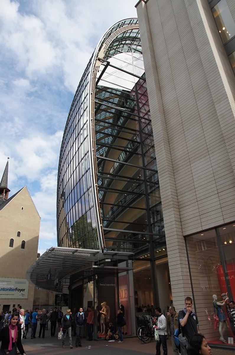 Peek & Cloppenburg Weltstadthaus