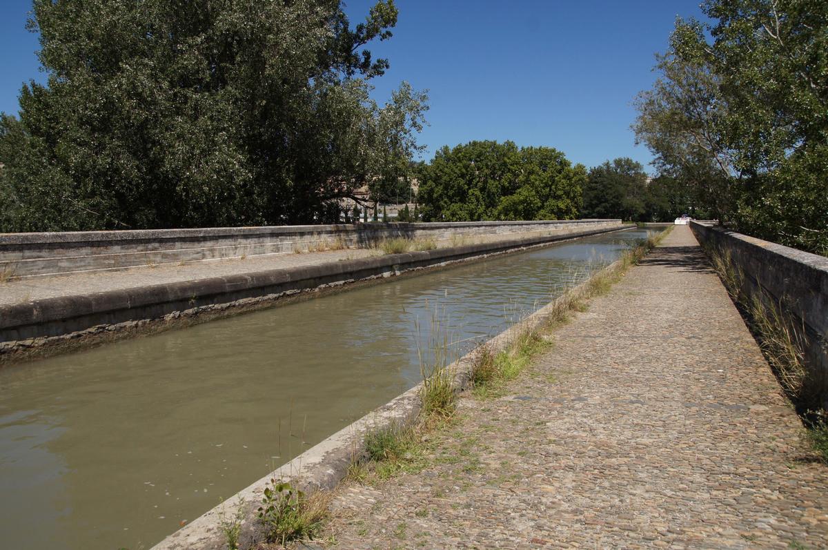 Canal du Midi – Béziers Canal Bridge