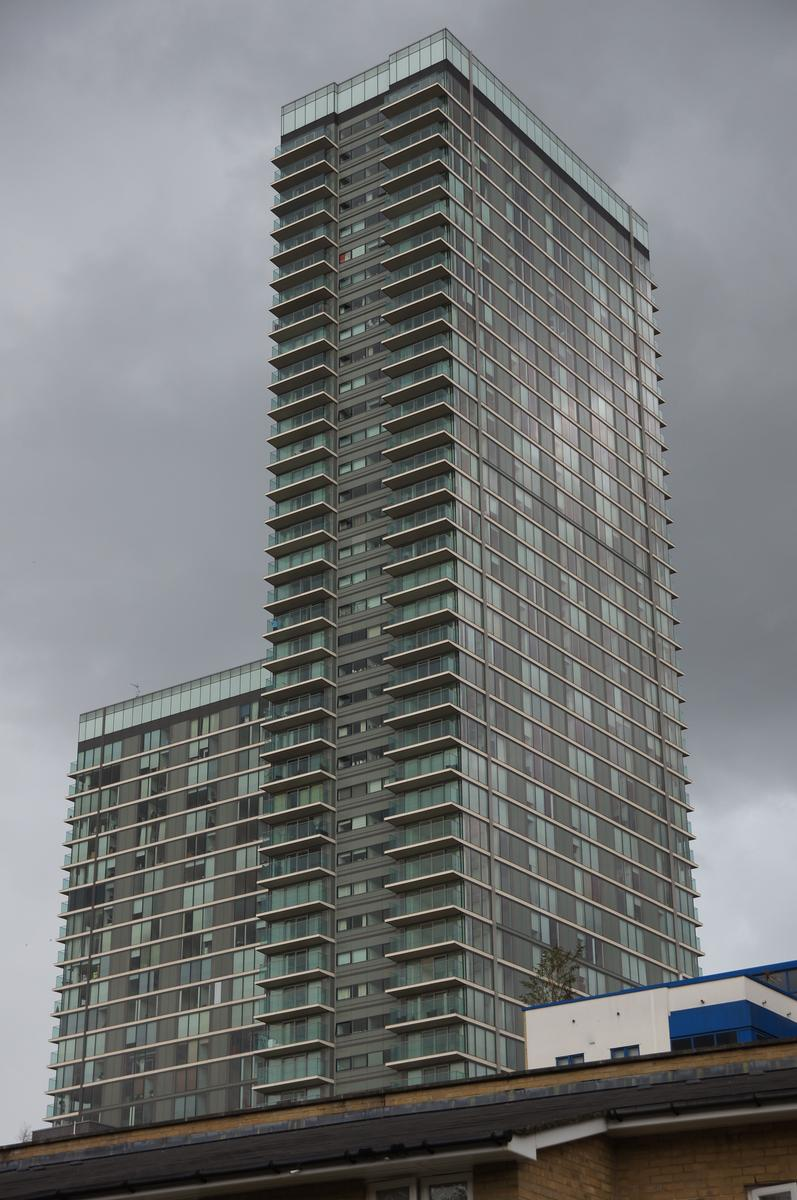The Landmark East Tower