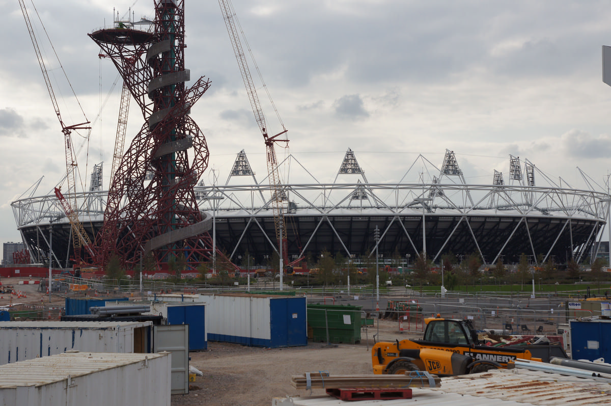Olympic Stadium – ArcelorMittal Orbit