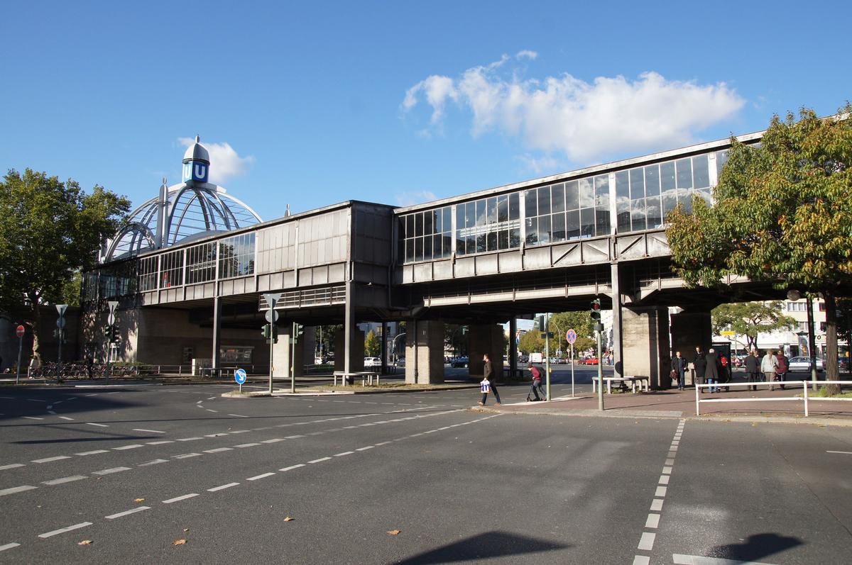 Station Nollendorfplatz (métro aérien)