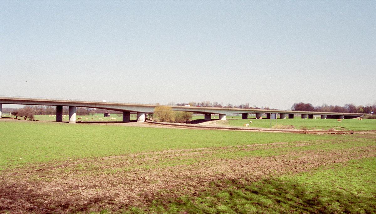 A40 Ruhr Viaduct, Mülheim/Ruhr