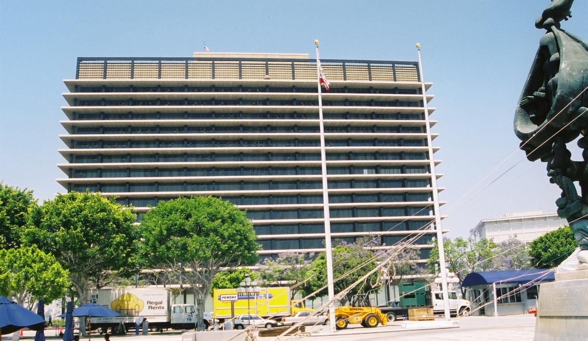 Department of Water and Power Building (Los Angeles, 1964)