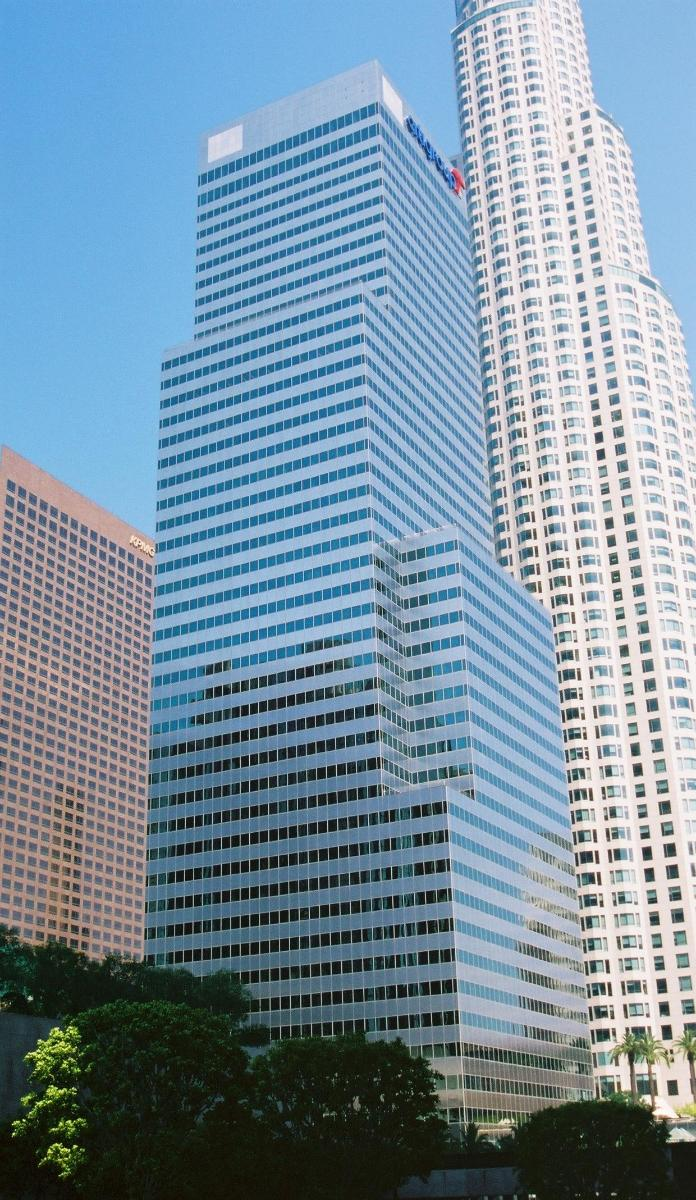 CitiBank Center, Los Angeles.