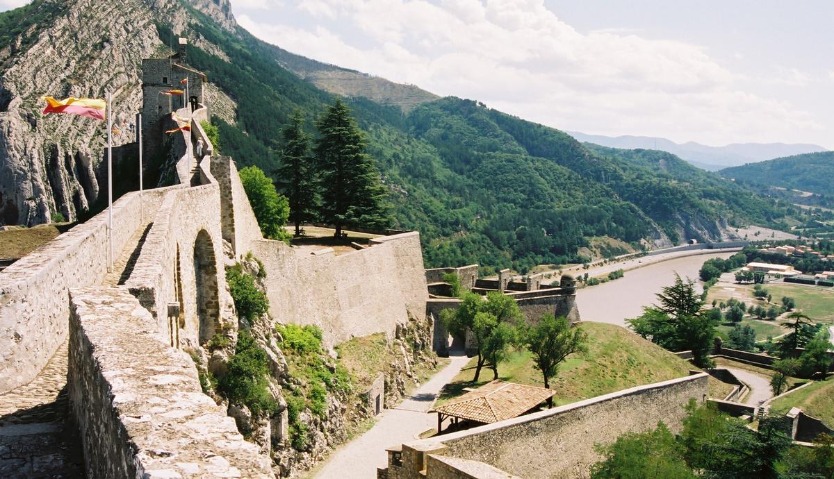 Sisteron Citadel