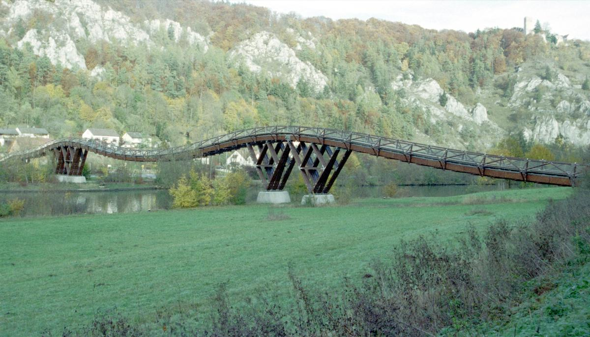 Essing Germany  City new picture : Essing Bridge Essing, 1986 | Structurae