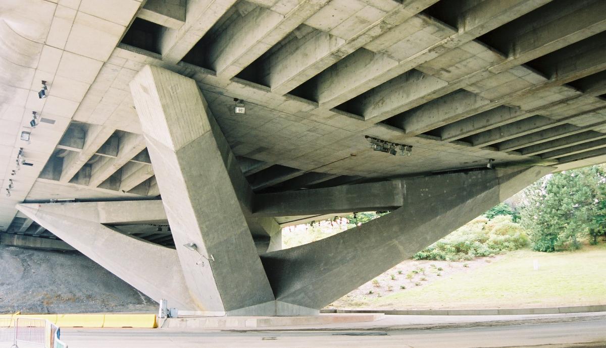 Olympic Parc Bridge, Montréal, Québec
