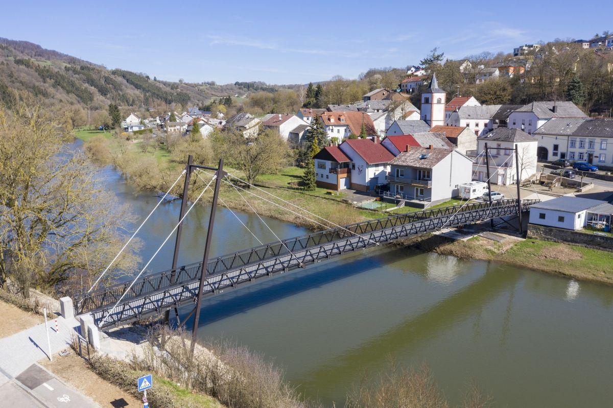 Metzdorf-Moesdorf Footbridge