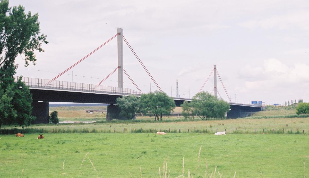 Autobahn A1 Köln-Leverkusener Brücke