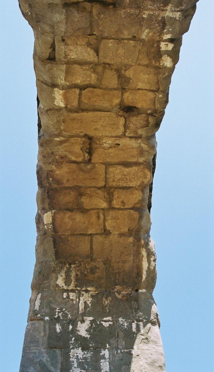 Aqua Claudia / Anio Novus, Park der Aquädukte bei Rom